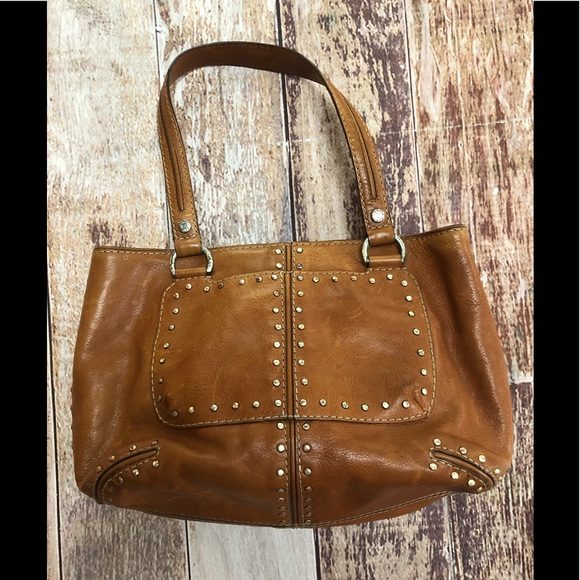MICHAEL Michael Kors Handbags - Michael Michael Kors leather studded leather bag